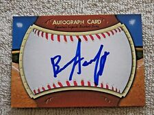 Braxton Ashcraft 2017 Under Armour All-American Signed Autograph Card Auto