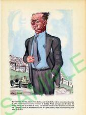 Sallon picture of Raymond Mays Riley ERA BRM Shelsley