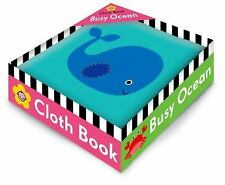 Busy Ocean Cloth Book (My First Priddy), Priddy, Roger, New Books