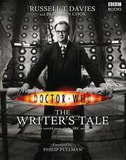 Doctor Who The Writer's Tale by Russell T. Davies & Benjamin Cook Hardcover 2008