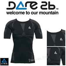 Dare 2b Womens Zonal Base Short Sleeve Top - Black SIZE - XS/S - Cycling Running