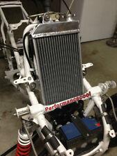 Aluminum Racing Radiator for Yamaha Raptor 700 YFM700R ATV 2006-2014