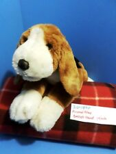 Animal Alley Basset Hound 2000 beanbag plush(310-1890)