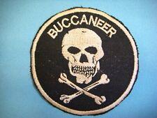 """VIETNAM WAR PATCH, US 170th ASSAULT HELICOPTER Co.3rd PLT GUNS """" BUCCANEER """""""
