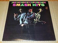 Jimi Hendrix Smash Hits Vinyl Lp Record Reprise Msk 2276 Ex Cond First Press?