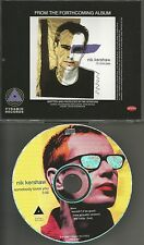 NIK KERSHAW Somebody Loves w/ Wouldn't ACOUSTIC & Riddle LIVE PROMO DJ CD Single