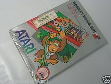 New Atari Computer 400 800 XL XE Donkey Kong Junior JR Video Game System
