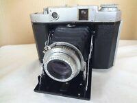 Mamiya 6 6x6,4.5 film folding camera w/Sekor T 75/3.5 lens from Japan Exc++ 2048