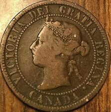 1893 CANADA LARGE CENT LARGE 1 CENT PENNY