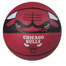 Spalding Nba Chicago Bulls Full-Sized Court Side Basketball, 29.5""