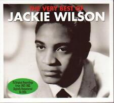 JACKIE WILSON - THE VERY BEST OF - 75 ORIGINAL RECORDING FROM 1957-62 (NEW 3CD)