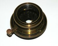 RARE Ernemann Anastigmat Ernotar 4.5/15 cm Large Format lens 4x5 inches