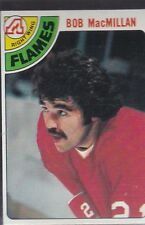 1978-79 TOPPS HOCKEY BOB MACMILLAN #82 FLAMES MINT *54793