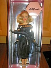 MiKelman Candi Premier Blonde Hair Doll with Beautiful Black Fashion