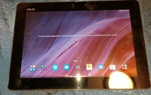 Asus transformer tablet TF701T K00C 32GB works, no keyboard, & no charger!