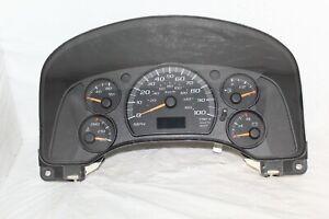 Speedometer Instrument Cluster 04 - 07 Express Savana 1500 - 3500 227,049 Miles