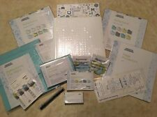 Creative Memories Reflections Lot Paper Ribbon Stickers Album And MORE!