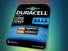 6 Energizer AAAA Batterie 3x2er Blister Pack Piccolo 1,5V MN2500 Alkaline