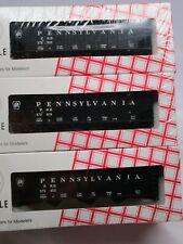 Stewart HO PRR Pennsylvania 70 Ton 13 Panel Hopper Car 6 Pack NOS Sealed 10372