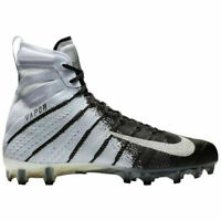 New $200 Nike Vapor Untouchable 3 Elite Football Cleats White Black AH7408-102