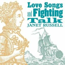 Janet Russell - Love Songs and Fighting Talk [CD]