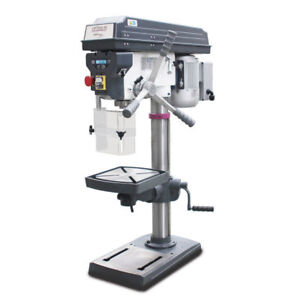 OPTIMUM Tischbohrmaschine OPTIdrill D 23PRO mit Rechts-/Linkslauf 400V