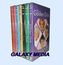 The Golden Girls Complete Series DVD Bundle Season 1-7 (21-Disc) 1 2 3 4 5 6 7