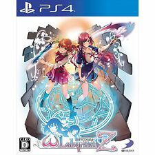 D3 Publisher Omega Labyrinth Z  SONY PS4 PLAYSTATION 4 JAPANESE VERSION