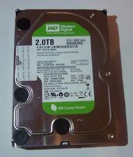 """2TB Western Digital WD20FARX-00PASB0 DCM:HHNNNTJMAB 3.5"""" SATA Hard Disk Drive"""