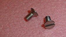 NEW 50PCS MSW2-4-6 FLAT HEAD Machine Screw  M3*.5  6mm Mil Aircraft Parts