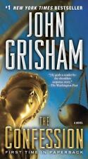John Grisham The Confession Wrongly Convicted Death Row Texas Paperback