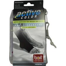 BORDURE Coleur Active Bandage de cheville small 1 er PZN6914907