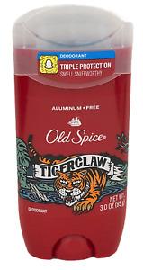 Old Spice Tigerclaw Deodorant 3 oz
