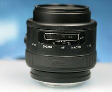 Sigma 90mm F/2.8 AF Macro, Minolta Sony A Mount, Auto Manual Focus, Heavy Fungus