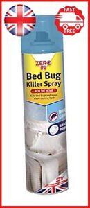 3Zero In ZER968 300 ml Bed Bug Killer Spray Treatment for Sleeping Areas