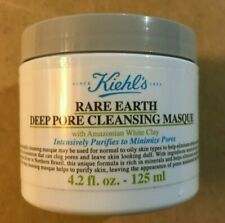 Kiehl's Rare Earth Deep Pore Cleansing Mask 4.2 Oz Fresh 18S5 Exp: 05-22 Sealed