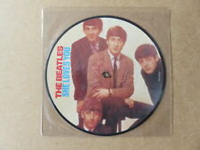 "THE BEATLES She Loves You / I'll Get You RARE 1982 UK 7"" PICTURE DISC RP5055"