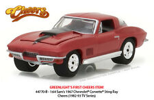 GREENLIGHT 1:64 HOLLYWOOD SERIES 17 Cheers TV Show 1967 Corvette-