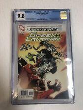 Green Lantern (2010) # 55 (CGC 9.8 WP) Geoff Johns