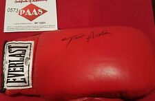Tim Austin Autographed Everlast Leather Boxing Glove PAAS/COA