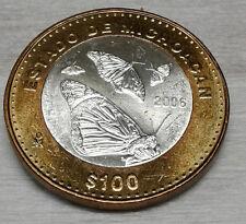 2006 MEXICO BIMETALLIC SILVER COIN 100 Pesos, - State Michoacan