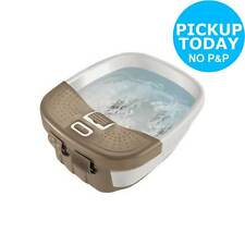 HoMedics MySpa Bliss Foot Massage Spa - Argos eBay