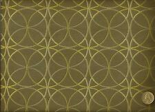 Momentum Centric Stone Modern Contemporary Circles Upholstery Fabric