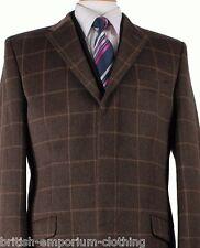 LUXURIOUS Ben Sherman WOOL & CASHMERE Overcoat Coat BNWOT Large