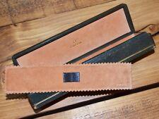 Omega vintage box pour speedmaster chrono constellation/seamaster 1950/années 60