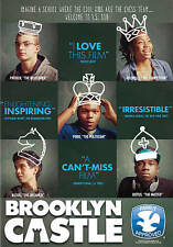 Brooklyn Castle (DVD, 2013) inner city Chess Team  BRAND NEW