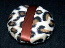 New Leopard Face Cosmetic Make-up Powder Puff