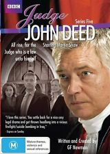 Judge John Deed : Series 5 (DVD, 2011, 2-Disc Set) VERY GOOD