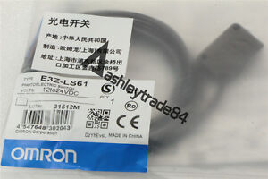 Brand New Omron Photoelectric switch E3Z-LS61 2M