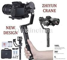 2017 Newest Zhiyun Crane V2 3-Axis Handheld Gimbal for DSLR & Mirrorless Cameras